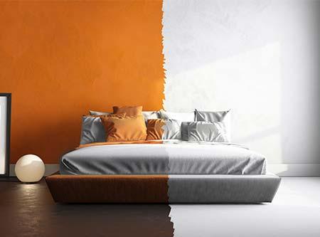 Bedroom painting
